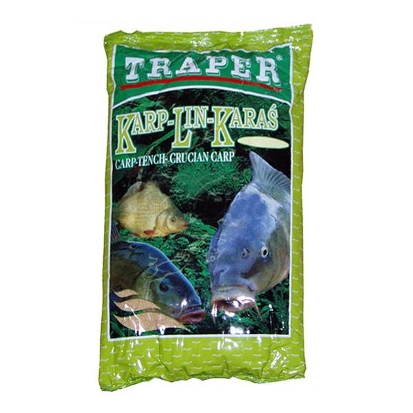 прикормка traper lin-karas