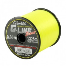 Леска GAMAKATSU G-Line Element Fluo Yellow